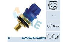 FAE Sensor temp. refrigerante SEAT LEON IBIZA VOLKSWAGEN PASSAT GOLF AUDI 33780