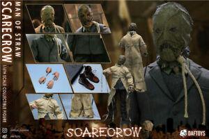 1/6 DAFTOYS F03 Scarecrow Jonathan Crane Batman 12'' Action Figure