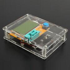 Geekcreit ® LCR-T4 Mega 328 Transistor Probador Medidor ESR capacidad eléctrica de transistores diodos tríodos W
