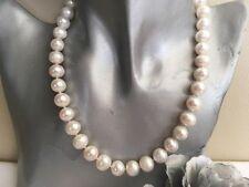 "16 - 17.99"" Choker Cultured Fine Pearl Necklaces & Pendants"