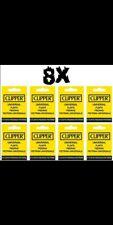 72 x GENUINE CLIPPER LIGHTER FLINT Universal Flints Fits All Types of Lighters