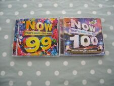 Now 99 & 100 That's What I Call Music CD