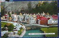 England The Riverside Eastbourne Model Village - unposted
