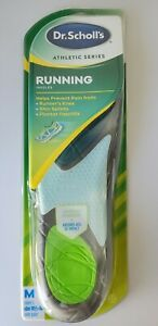 Dr Scholls Athletic Series Running Insoles Men's Size 10 1/2 - 14