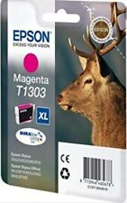 Genuine Unused Original Epson T1303 Magenta Ink cartridge