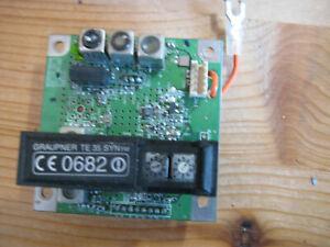 Graupner Sender HF-Sendermodul T 35 SYN FM  MC 22 MC 19