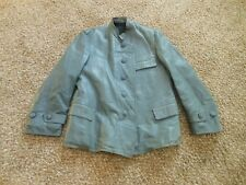 WW2 German Kriegsmarine Foul Weather / U-Boat Deck Jacket - NEW OLD STOCK NICE!
