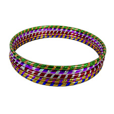 GAX Glitter Hula Hoops - Multicolour Sporting Good - Weight Loss Games - Fitness