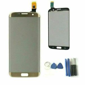 Replace Touch Screen Digitizer Glass +Free Tools For Samsung Galaxy S7 Edge G935