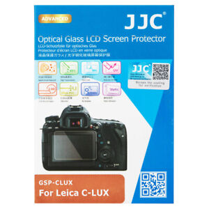 JJC Optical Glass LCD Screen Protector for Leica C-LUX Panasonic ZS200 ZS220 TX2