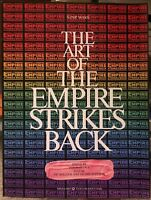 The Art Of The Empire Strikes Back Star Wars 1st Ballentine 1980