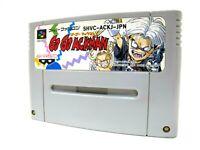 Nintendo Super Famicom SFC Go Go Ackman Japan Import SN2086