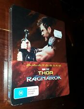 Thor: Ragnarok (Blu-ray Disc, 2018, 2-Disc Set, Steelbook)
