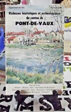 Richesse Touristique et archéologique du canton de Pont-de-Vaux ,Ain Boz,Ozan