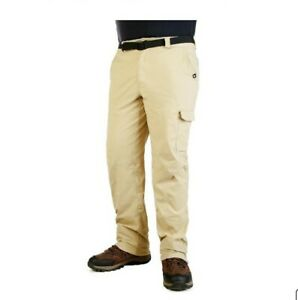 New 32x32 Fishing Wading Cargo Pants. Stretchable flex fit breathable water resi