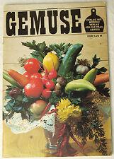 Cahier Recettes Légumes Kochbuch DDR Nostalgie de la Rda GDR Plats Champignons