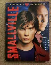 Smallville - The Complete Fifth Season (DVD, 2006, 6-Disc Set) Season 5