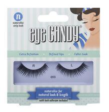 Eye Candy 50's Style Lashes - 003 - False Eyelashes with Glue Adhesive