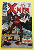 X-Men #32 MARVEL 3rd App. Juggernaut - Higher Grade🔥🔥