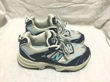 New Balance #606 All Terrain Running Shoes Grey Blue ( Size 13.5C ) Toddler