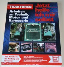 Reparaturanleitung Oldtimer Traktoren Fendt, Deutz, MAN, Porsche Diesel u.v.m.