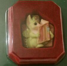 Rl � Pocket Dragons Dragon * �New� * Classic Brooch * Reading is Fun * 1998