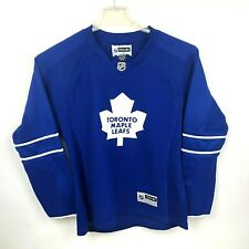 Luke Schenn #2 Toronto Maple Leafs Men's Small NHL Sewn Hockey Jersey Reebok