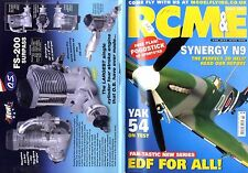 RADIO CONTROL MODELS & ELECTRONICS MAGAZINE 2007 MAY POGOSTICK FREE PLANS