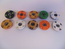 LEGO Ninjago Spinners x 10 Various Assorted Bundle Spinjitzu NYA