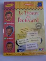 DVD LE THEATRE DE BOUVARD SAISON 1 . 4 HEURES DE SPECTACLE . NEUF SOUS BLISTER .