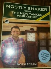 Mostly Shaker from The New Yankee Workshop by Norm Abram Paperback 1992