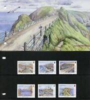 Guernsey 2018 MNH Bridges & Causeways Europa 6v Set Presentation Pack Stamps