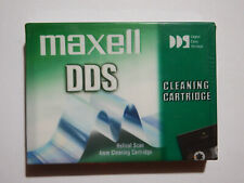 Maxell DDS DAT Cleaning Tape/Cartridge 4mm NEW