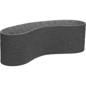 """4"""" x 36"""" Inch Surface Conditioning Sanding Belts Kit Gray, Ultra Fine - 5 PACK"""