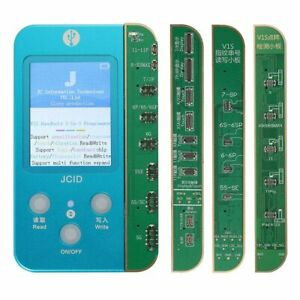 JC-V1S Chip Data Programmer TrueTone Battery FingerprintDetection Dot Matrix Lot