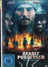 Deadly Possessed - Se7en Below - DVD NEU OVP Horror mit Val Kilmer, Ving Rhames