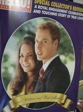 Hello! Canada Royal Special Magazine William & Kate Engagement Celebration RARE