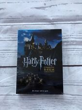 Harry Potter: Complete 8-Film Collection DVD USA Version NIB