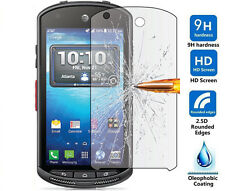 9H Tempered Glass Screen Protector for Kyocera DuraForce E6560 (AT&T)
