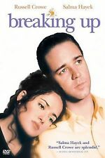 Breaking Up (DVD, 2003) Russell Crowe, Salma Hayek NEW & SEALED