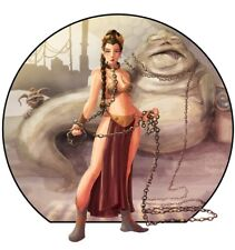 """Star Wars Limited Edition 20""""×16"""" Lithograph Art Print """"Imprisoned"""" Slave Leia"""