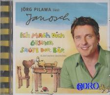 JANOSCH + CD + Ich mach dich gesund, sagte der Bär u.a. + Hörbuch + Jörg Pilawa