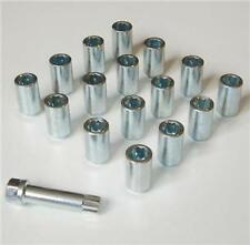 x16 Tuner Wheel Nuts 12 x 1.5 + Key to fit MG / Rover