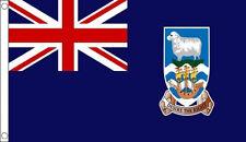 FALKLAND ISLANDS FLAG 5' x 3' The Falklands Island