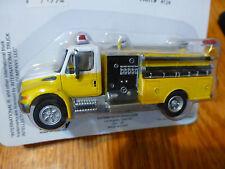 Boley HO #185-412478 Fire Apparatus - 2001 International 2-Door Commerical Pumpe
