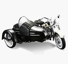 Maisto Modèle Réduit de Moto Harley Davidson 1958 FLH DUO GLIDE SIDECAR 1/18