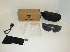 NEW GoVision Apollo Water Resistant Camera Video Sunglasses GRAY
