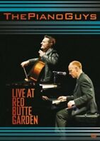 THE PIANO GUYS - LIVE AT RED BUTTE GARDEN  DVD  WEIHNACHTSLIEDER  NEU