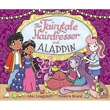 The Fairytale Hairdresser and Aladdin by Longstaff, Abie | Paperback Book | 9780