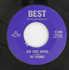 Hear! Surf 45 The Pyramids - Here Comes Marsha / Penetration On Best